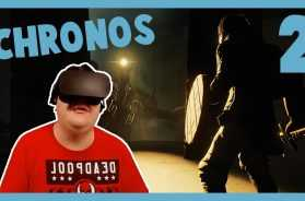 GIANT MONSTER – Chronos with the Oculus Rift CV1!