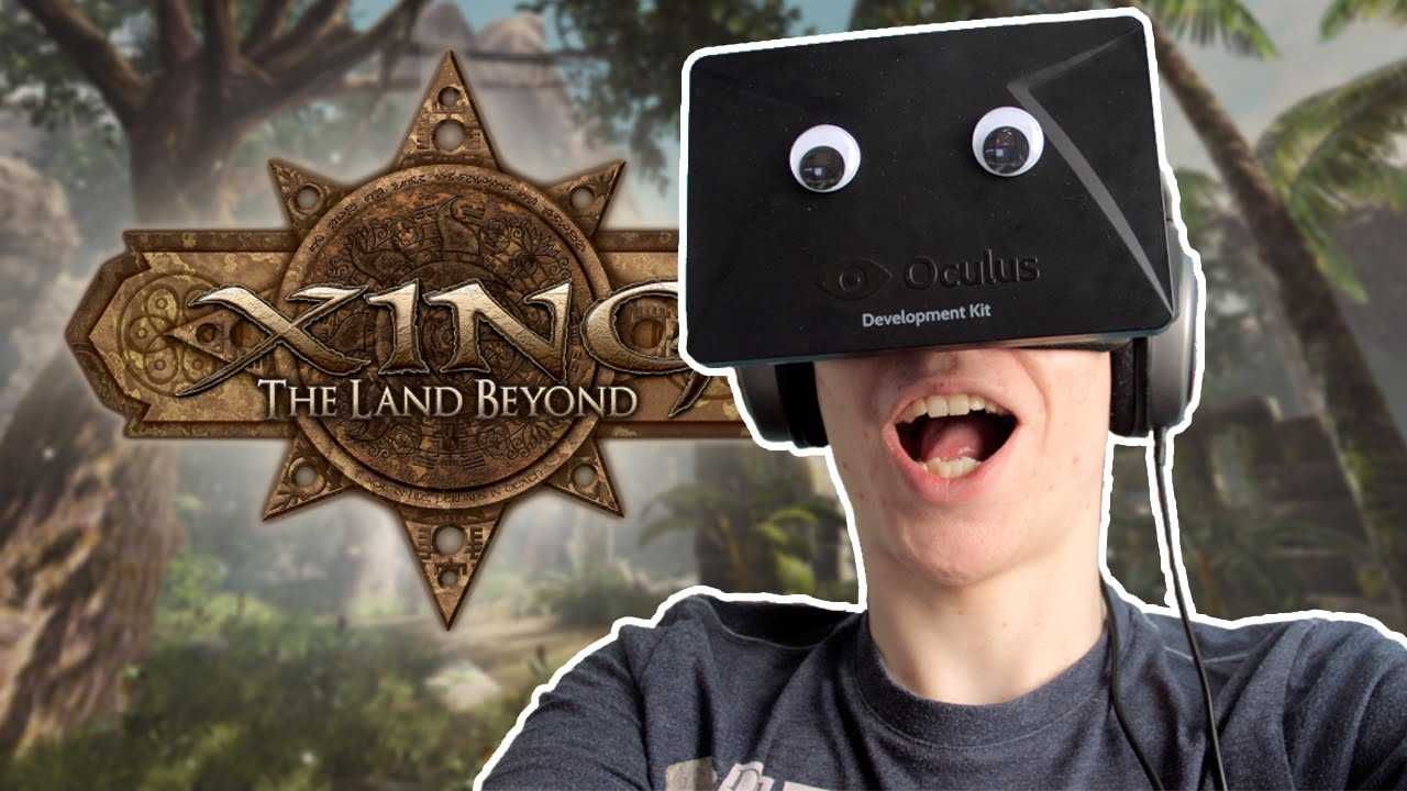 XING: The Land Beyond: Oculus Rift – LET'S PUZZLE!