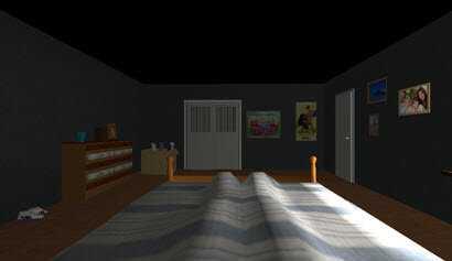 Alone VR Cardboard