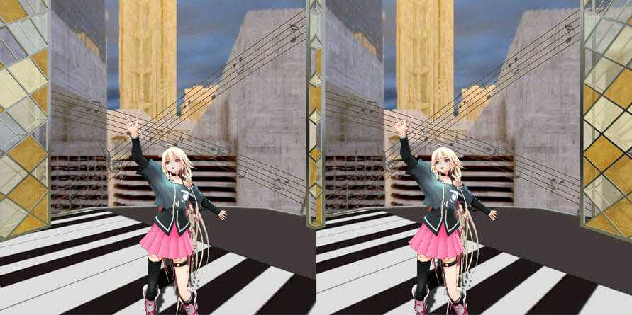 Tell Your World/IA VR