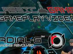 Radial G Racing Revolved, Oculus Rift Gameplay video
