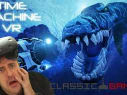 Time Machine VR.. Safe humanity from an ancient virus!