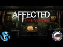 Lunchtime with my Gear VR – Affected: The Manor