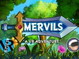 Mervils: A VR Adventure Demo First Look