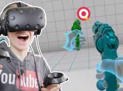 VIRTUAL REALITY TOYBOX! | Playground (HTC Vive Gameplay)