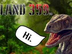 DINOSAUR HUNTER ROWDY | Island 359 – HTC Vive Gameplay