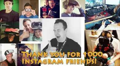 Thank You Instagram Friends!