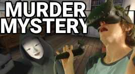 VR MURDER MYSTERY! – Dead Secret Part 1