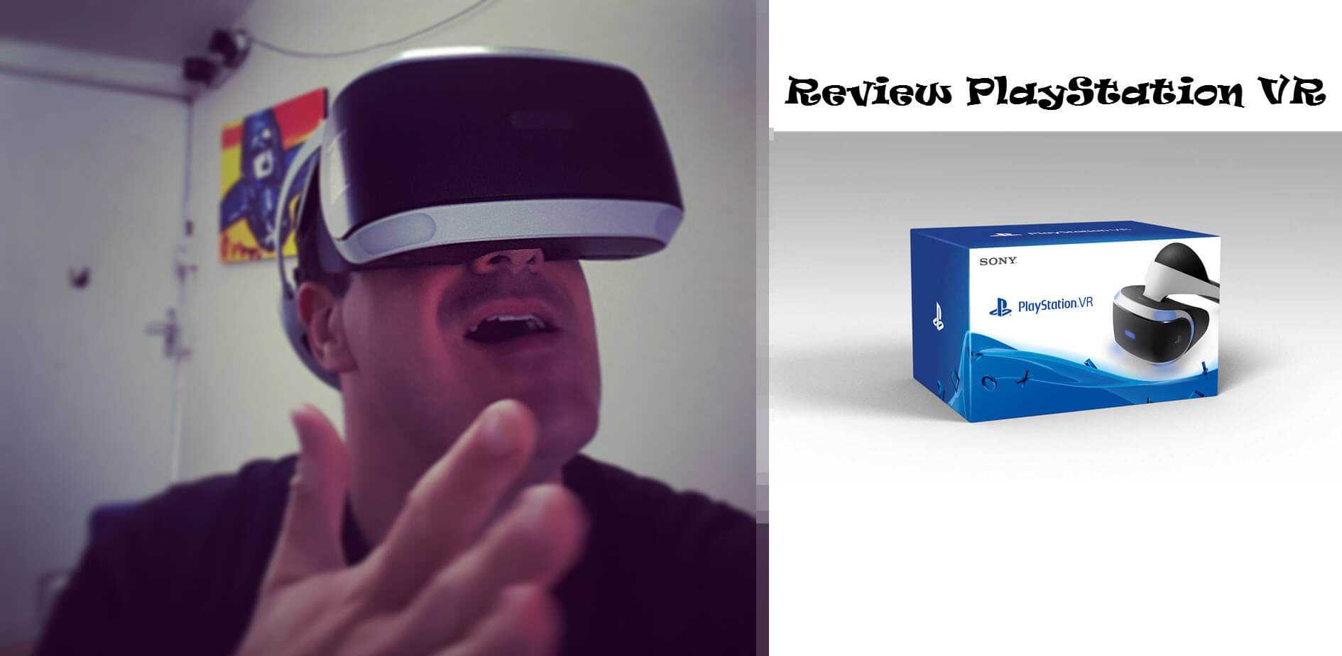 Review PlayStation VR