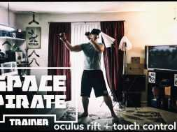 Space Pirate Trainer   NEW WEAPONS & UPDATES (Oculus Rift + Touch Controllers)