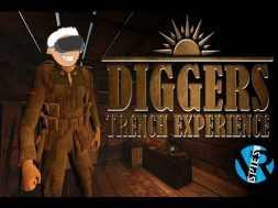 Taking a Trip Back in History with Diggers Trench Experience in the Oculus Rift CV1