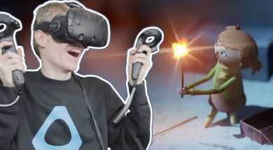 THIS IS BEAUTIFUL! | Allumette VR (HTC Vive Gameplay)