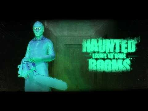 Haunted Rooms 360 video