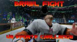 VR SPORTS CHALLENGE – Mini Games – Ice Hokey Fight !