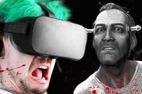 I NEED HEALING | Wilson's Heart VR #1 (Oculus Rift Virtual Reality)