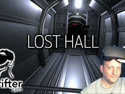 LOST IN A LONG HALLWAY SOMEHOW? | LOST HALL (Oculus Rift VR Gameplay)