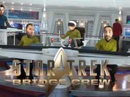 More Star Trek Bridge Crew With SadGamerDad And Neuvron VR