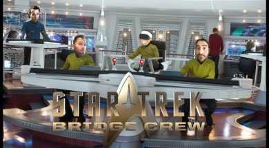 More Star Trek Bridge Crew With SadGamerDad And Neuvron VR