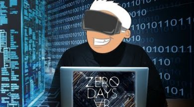 Lunchtime with my Gear VR – Zero Days VR