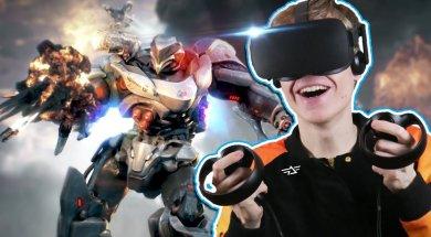 Archangel: Hellfire VR (Oculus Rift + Touch Gameplay)