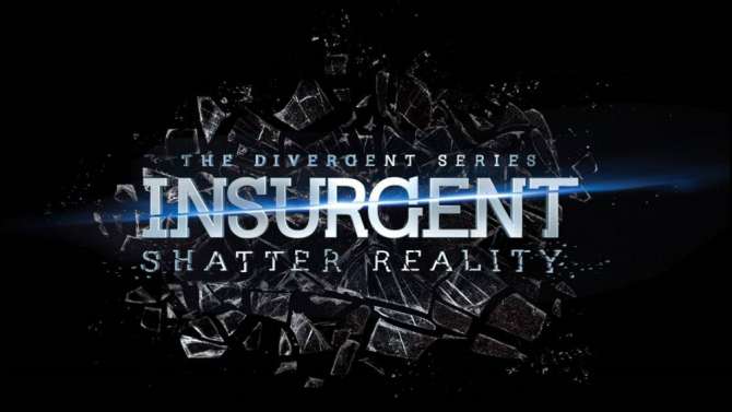 Insurgent Shatter Reality: A Glimpse into the Future of VR Entertainment